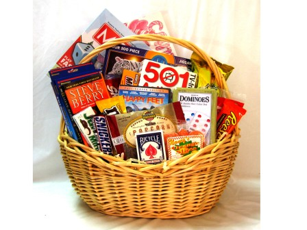 Gift Baskets For Raffle Prizes - Gift Ideas