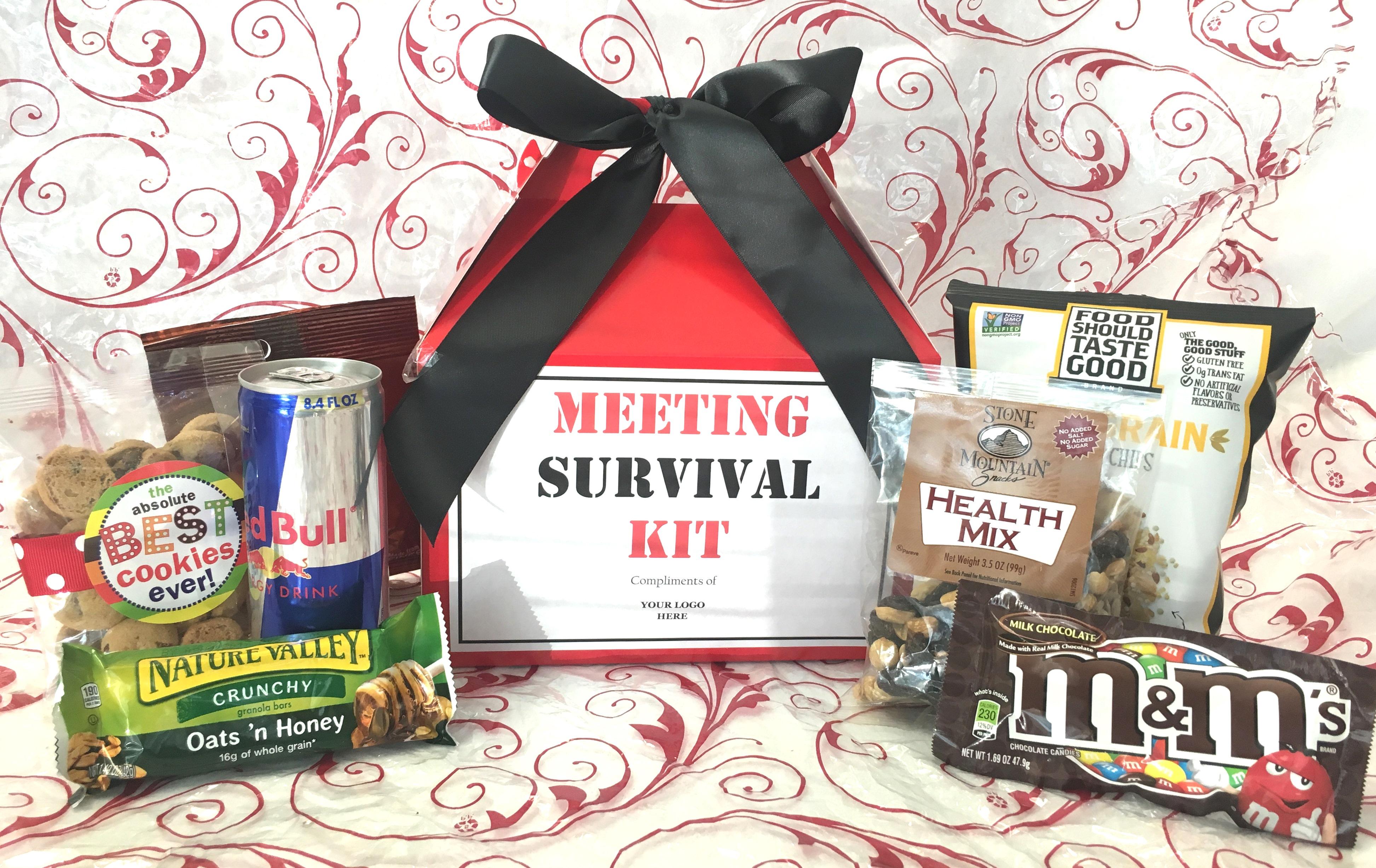 Sensational Meeting Survival Kit 30 Sensational Baskets